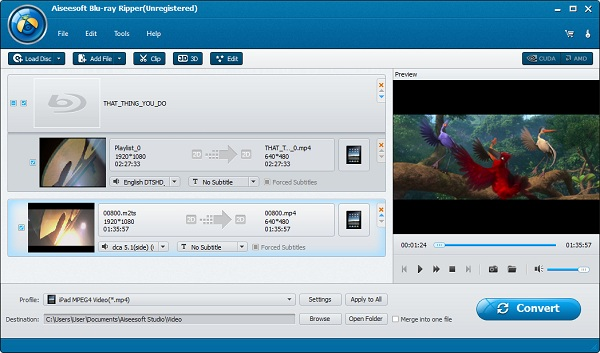 Aiseesoft Blu-ray Ripper-get best Blu-ray Ripper in 2014