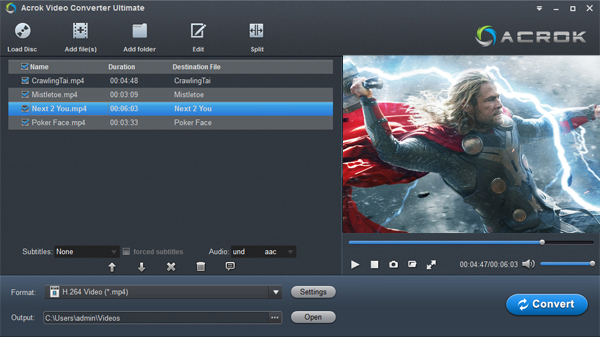 How to Rip Blu-ray with the Right Audio Tracks