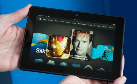 how to get lexia core 5 on kindle fire