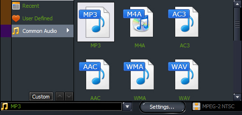 Convert iTunes music to MP3 for Android phone and tablet