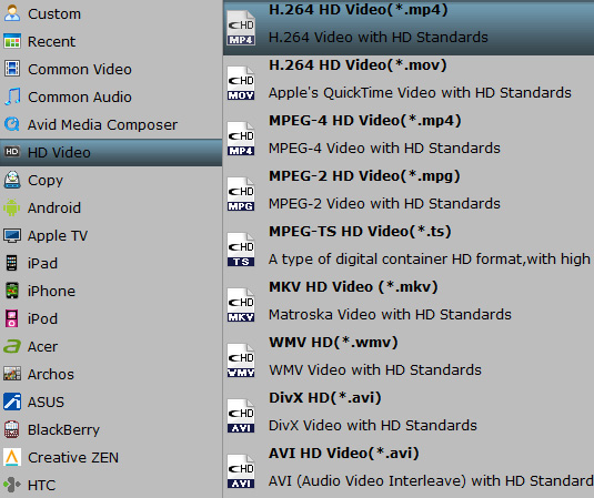 how to download videos from sony handicam x avc s