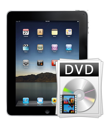 Watch DVD on iPad Air