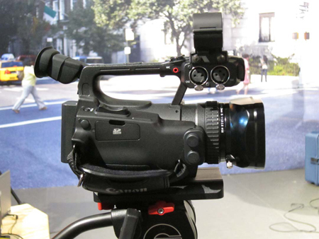 Can i import Canon XF105 MXF video to FCP, convert XF105 MXF to ProRes ...