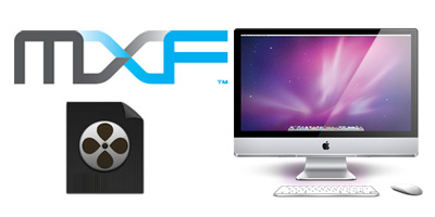 Convert MXF video on Mac