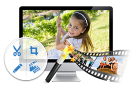 Edit Video via Acrok Video Converter Ultimate