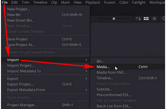 Convert BRAW/RAW/ProRes/CinemaDNG to MP4/MOV/MKV/WMV