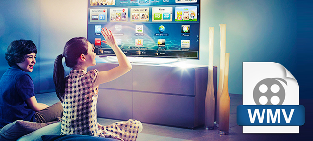 Samsung Smart TV WMV