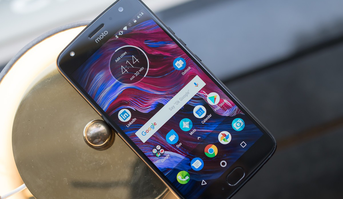 How to Play Blu-ray Movies on Motorola Moto X4