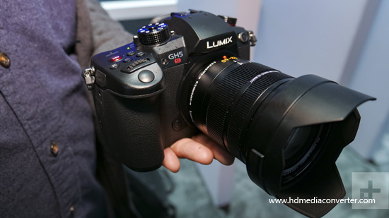Edit Lumix GH5s HEVC/H.265 video in FCP X
