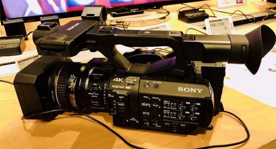 Import Sony PXW-Z280 XAVC into Final Cut Express and iMovie